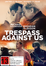 Trespass Against Us on DVD