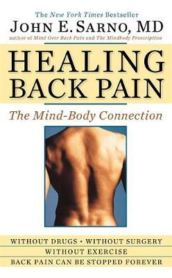Healing Back Pain by John E. Sarno image