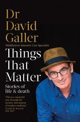 Things That Matter by David Galler