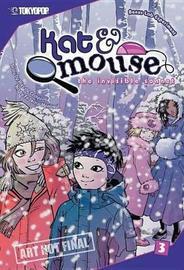 Kat & Mouse Volume 3 Manga by Alex De Campi
