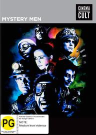 Mystery Men on DVD