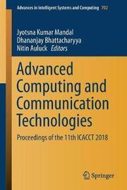 Advanced Computing and Communication Technologies image