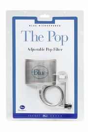 Blue Microphones The Pop Universal Pop Filter - Silver for