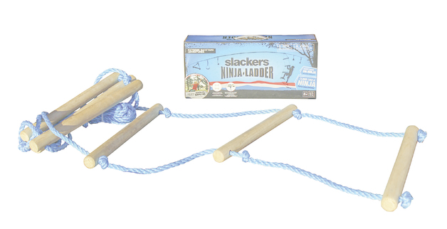 Slackers : Ninja Rope Ladder 8'