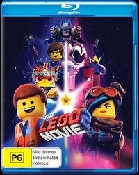 The Lego Movie 2 on Blu-ray