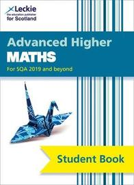 Advanced Higher Maths Student Book (second edition) by Craig Lowther