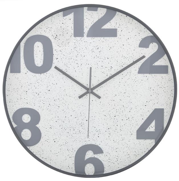 Amalfi: Watson Wall Clock (40x4.5x40xcm)