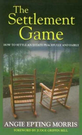 The Settlement Game by Angie Epting Morris image