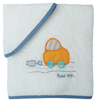 Mother' Choice Towel & Face Washer Set - Road Trip image