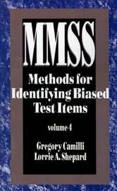 Methods for Identifying Biased Test Items by Gregory Camilli
