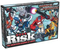 Risk - Transformers Edition