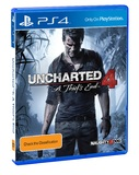 Uncharted 4: A Thief's End Plus Edition for PS4