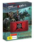 New Nintendo 3DS XL Monster Hunter Generations Edition for Nintendo 3DS