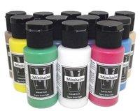 Badger: Minitaire Acrylic Paint Set - Starter