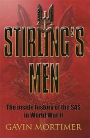 Stirling's Men by Gavin Mortimer image