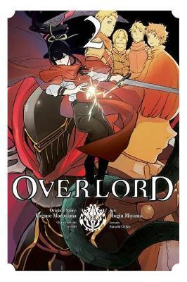 Overlord, Vol. 2 (manga) by Kugane Maruyama