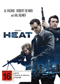 Heat: Director's Definitive Edition on DVD