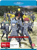 Assassination Classroom - Season 2: Part 2 (Eps 14-25) on Blu-ray