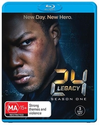 24: Legacy - Season 1 on Blu-ray