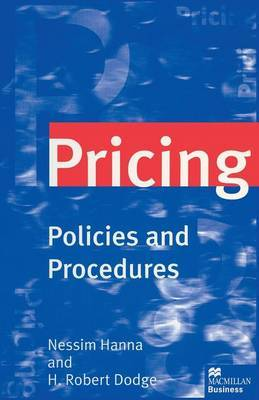 Pricing by Robert Dodge