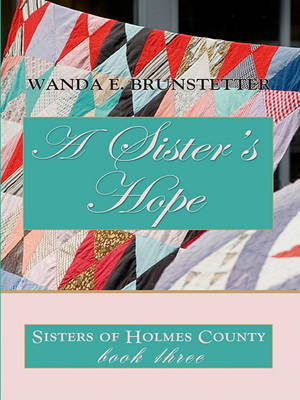 A Sister's Hope by Wanda E Brunstetter image