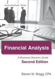Financial Analysis by Steven M. Bragg