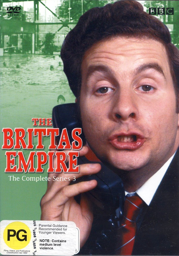 Brittas Empire, The - Complete Series 3 on DVD image