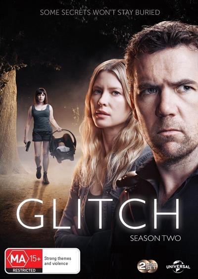 Glitch - Season 2 on DVD