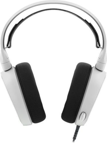 SteelSeries Arctis 3 Wired Gaming Headset (White) for PC Games image