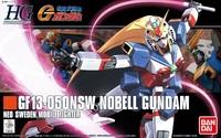 HG 1/144 GF13-05ONSW Nobell Gundam - Model Kit