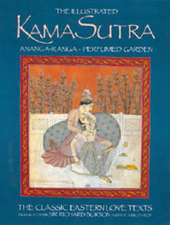The Illustrated Kama Sutra: Illustrated Kama Sutra by Mallanaga Vatsyayana image