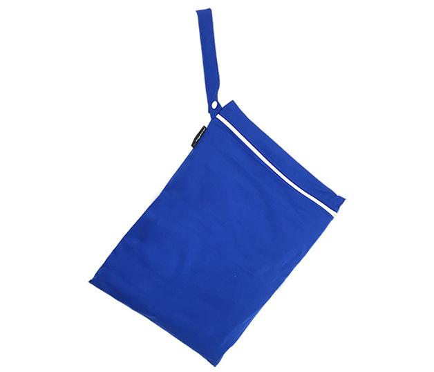 Mum 2 Mum - Wet Bag Royal Blue