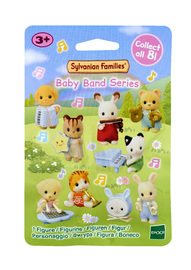 Sylvanian Families: Baby Band Mystery Figure - (Blind Bag)
