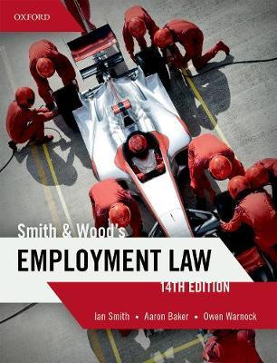 Smith & Wood's Employment Law by Ian Smith