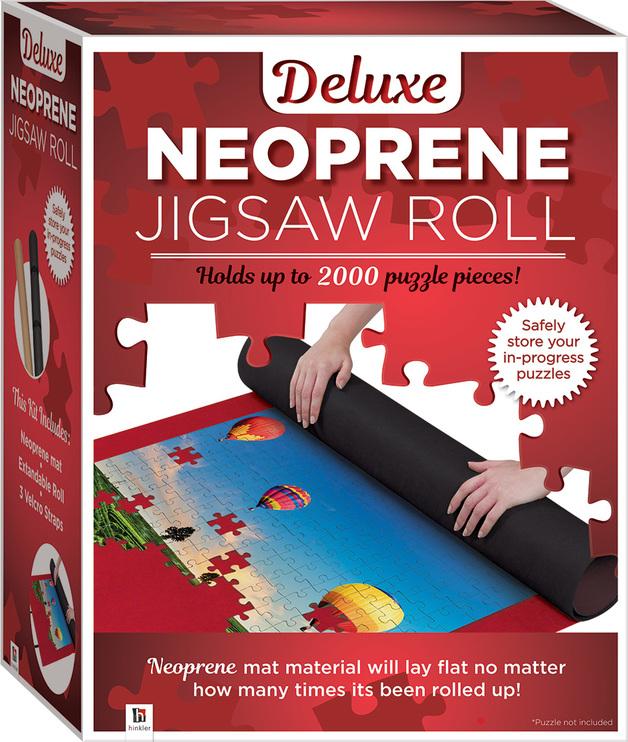 Hinkler: Deluxe - Neoprene Jigsaw Roll