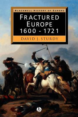 Fractured Europe by D J Sturdy