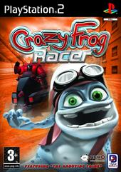 Crazy Frog Racer for PlayStation 2