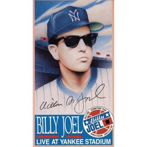 Billy Joel - Live At Yankee Stadium on DVD