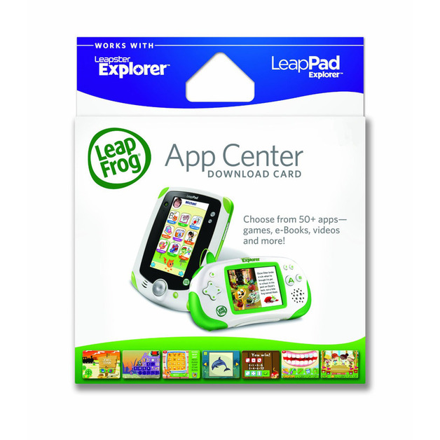LeapFrog Leapster Explorer Download Card