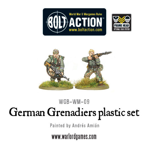 German Grenadiers image