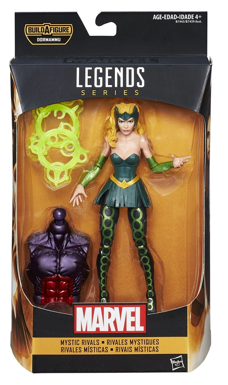 Marvel Legends: Doctor Strange - Enchantress Action Figure image