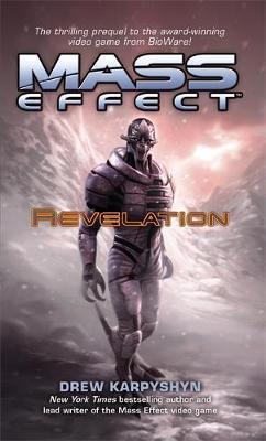 Mass Effect: Revelation by Drew Karpyshyn image