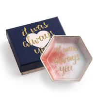 All You Need is Love - Always You Hex Tray