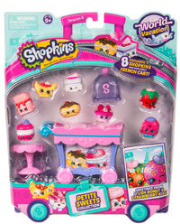 Shopkins: World Vacation - Themed Pack (French Sweeties)