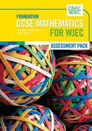 GCSE Mathematics for WJEC Foundation by Wyn Brice image