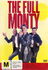 The Full Monty on DVD