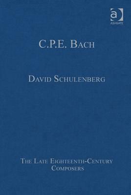C.P.E. Bach by David Schulenberg image