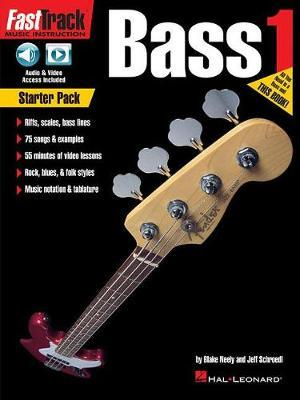 FastTrack Bass Method by Jeff Schroedl
