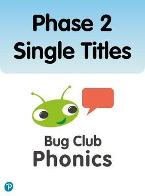 Phonics Bug Phase 2 Single Titles by Monica Hughes