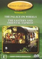World Class Trains Volume 5 on DVD